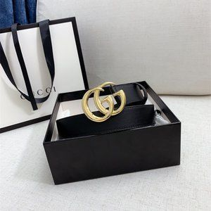 🔥NEW Gucci's GSignature Belt 90CM